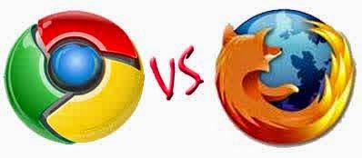 Google Chrome vs Mozilla Firefox