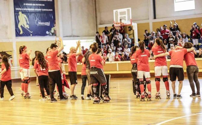 Benfica Blogs Campeão Nacional de Hóquei em Patins Feminino 2018/19