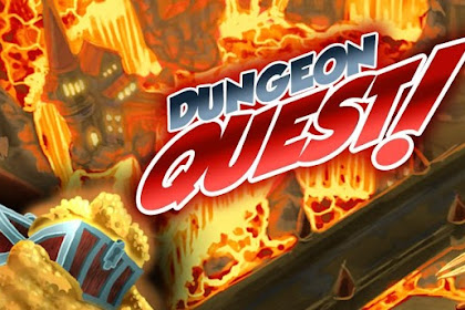 Download Dungeon Quest MOD APK v3.0.4.0 Full HACK Android [Free Shopping] Update Terbaru 2018