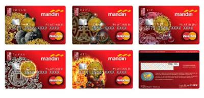 Kartu kredit mandiri Fengshui
