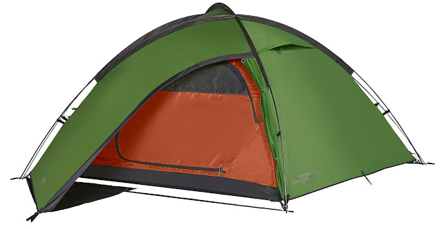 Vango Halo XD 300 Tent Cactus Green - Complete Outdoors
