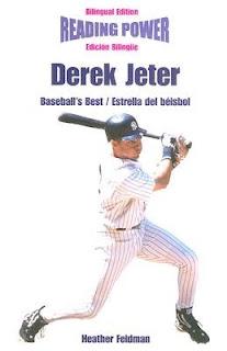 bookcover of DEREK JETER: BASEBALL'S BEST  (Reading Power: Superstars of Sports)  by Heather Feldman
