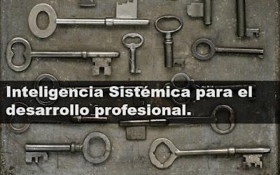 Inteligencia Sistémica para el desarrollo profesional.