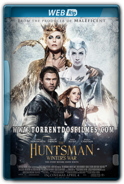 O Caçador e a Rainha do Gelo (2016) Torrent – WEB-Rip 720p   1080p Legendado