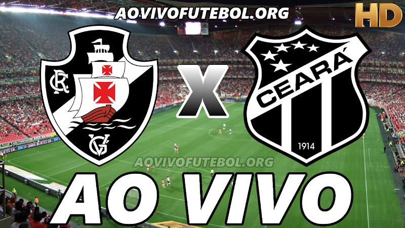 Vasco x Ceará Ao Vivo na TV HD