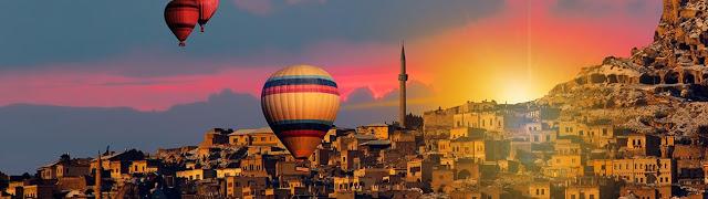 cappadocia hot baloon