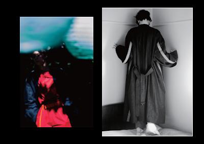 ESSAY SPRING SUMMER 2017 / SS17 / FASHION BRAND - DESIGN LABEL  /  TOKYO JAPAN  / DESIGNER  RYUSUKE KASE  HIROHIDE TAKEI / STYLING KENTARO HIGAKI  / PHOTOGRAPHY YUICHIRO NODA