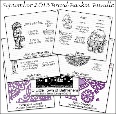 ODBD September Bread Basket Bundle