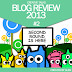 BLOG REVIEW 2013 - EPISODE 2