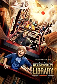 فيلم Escape from Mr. Lemoncello's Library 2017 مترجم