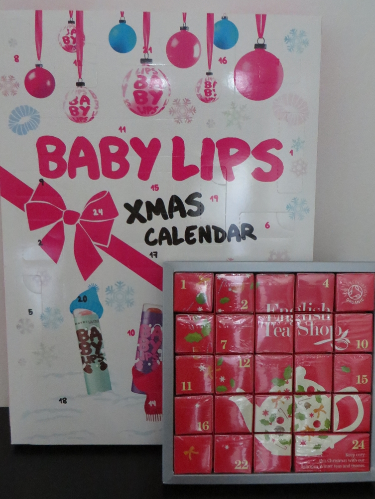 joulukalenteri 2018 baby lips Blinger shimmer: Baby Lips  joulukalenterin yhteenveto joulukalenteri 2018 baby lips