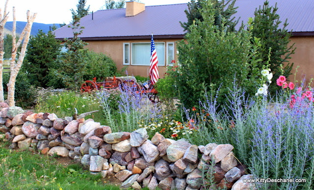 landscaping in angel fire