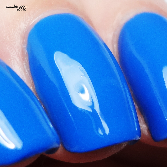 xoxoJen's swatch of Tonic Ocean Eyes