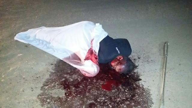 Parauapebas/PA:  Homem leva pauladas na cabeça e teve crânio esmagado