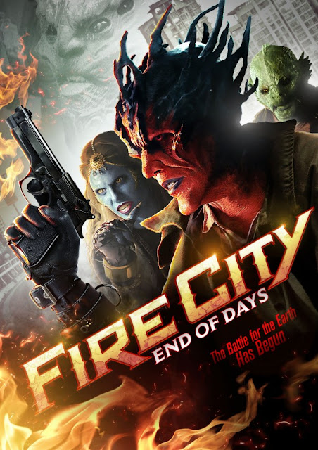 Fire City: End of Days (2015) ταινιες online seires oipeirates greek subs