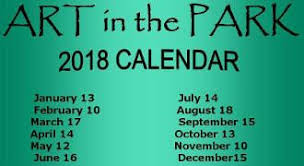 Art In The Park 2028