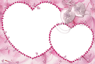 Hearts: Free Printable Engagement, Anniversary or Wedding Invitations or Cards.