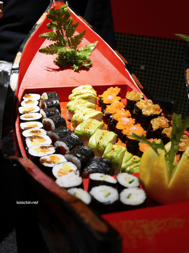 Sushi delights