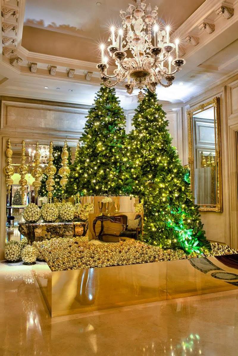 Luxury Christmas Home Decor