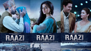 Raazi Movie Download