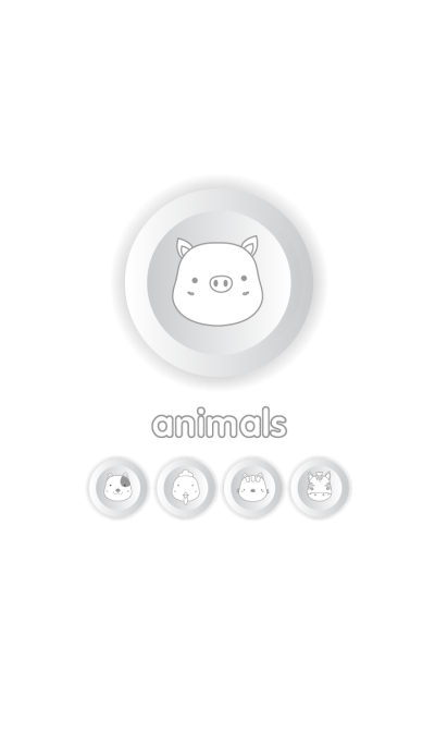 white animals v.2