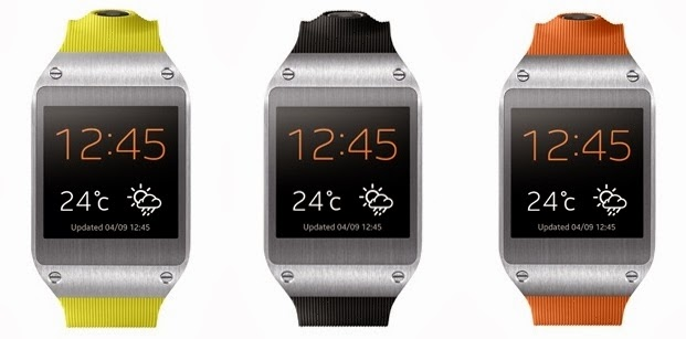 Samsung Galaxy Gear Price, Specs and Availability