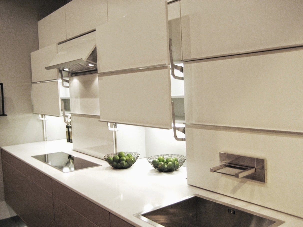 Sistemas de apertura para muebles altos: ¿por cuál decidirse ...