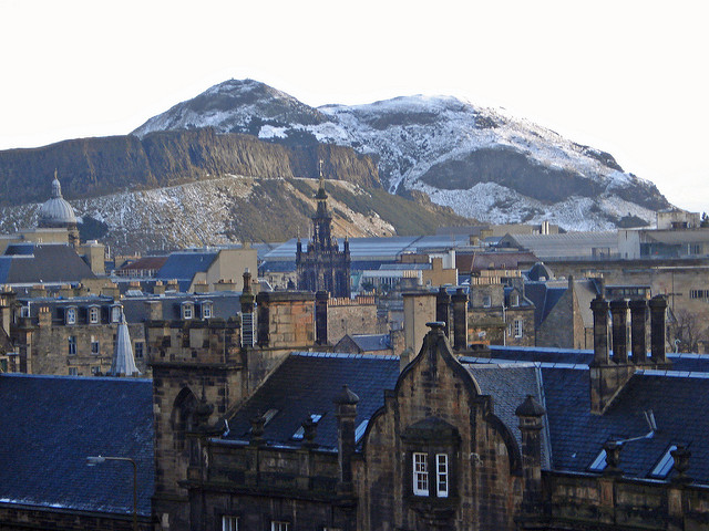 Five Cool Things to do in Edinburgh