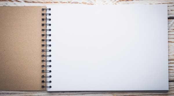 Gambar Cara Menjilid Soft Cover (Nota Pembelian Sendiri) Dengan Alat Sederhana