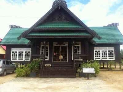Rumah Adat Baloy , Rumah Adat Kalimantan Utara