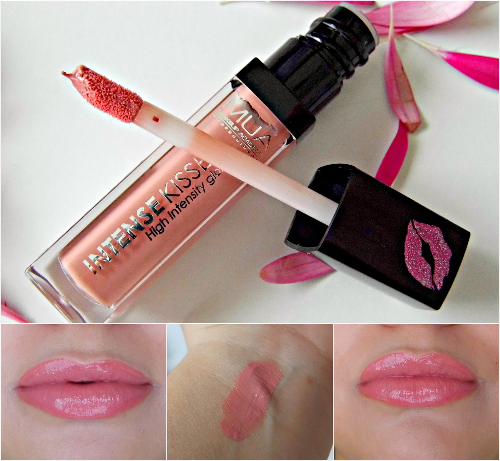 MUA Intense Kisses Lip Gloss in Sealed with a Kiss ...