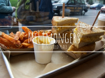 Meltmongers, Bruntsfield Place