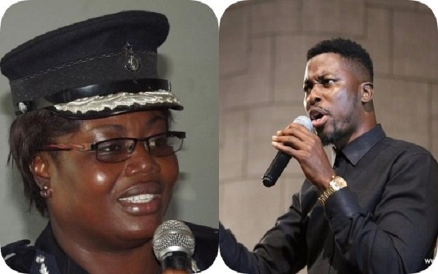 'ACP Addo-Danquah called me stupid for recording her' - A-Plus [Audio]