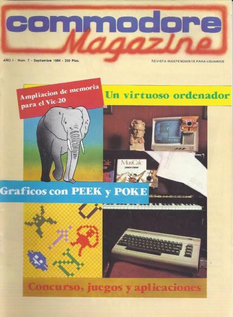 Commodore Magazine #07 (07)