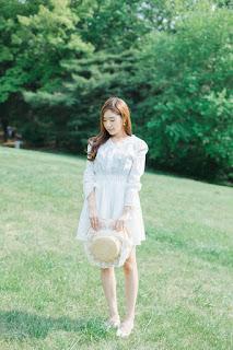 Gái xinh facebook Jin Ju Shin