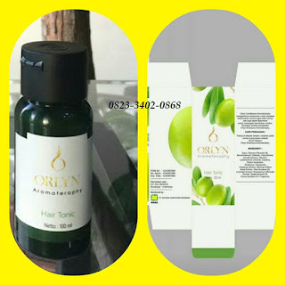 Agen Orlyn (Shampo aromaterapi, conditioner, komplit)