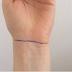 Hitung Garis Di Anda, 3 atau 4? Ini Arti Garis Di pergelangan Tangan Anda