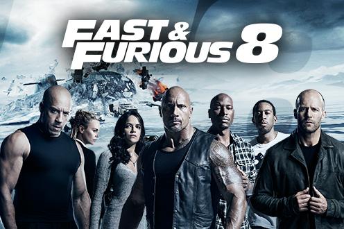 Film FAST & FURIOUS 8 Bioskop