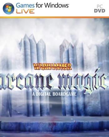 Warhammer Arcane Magic PC Full Español