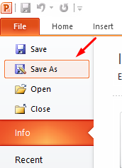 How to Convert a PowerPoint PPT File to PDF Offline and Online - WinTrik
