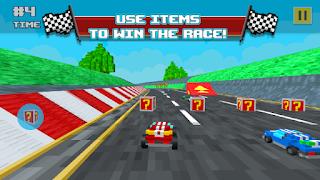 Image Game Blocky Fast Fury Apk