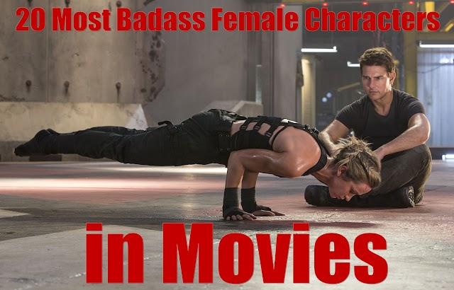 Cele mai tari femei în filmele de acțiune