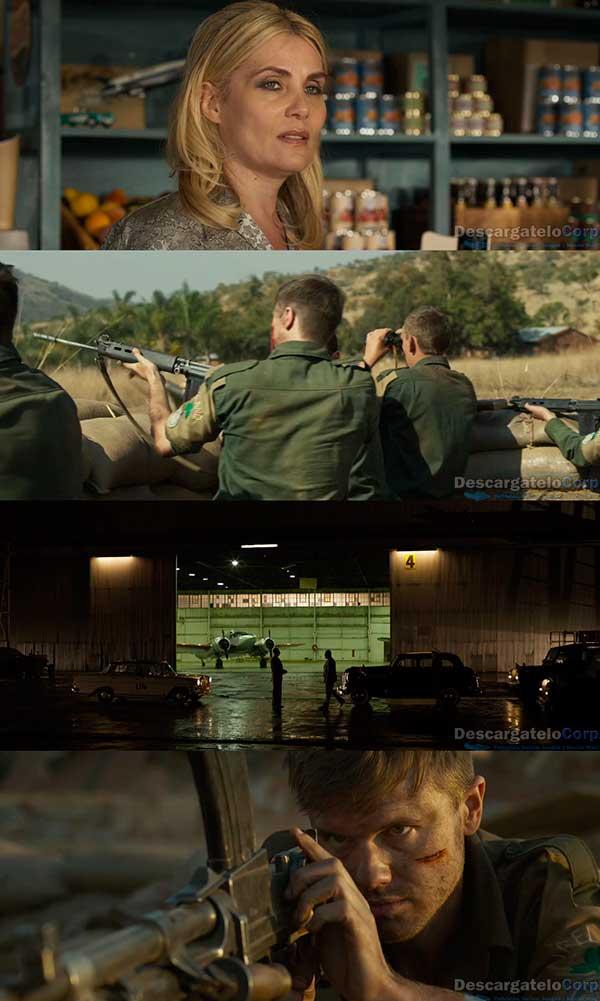 Jadotville (2016) HD 720p Español Latino