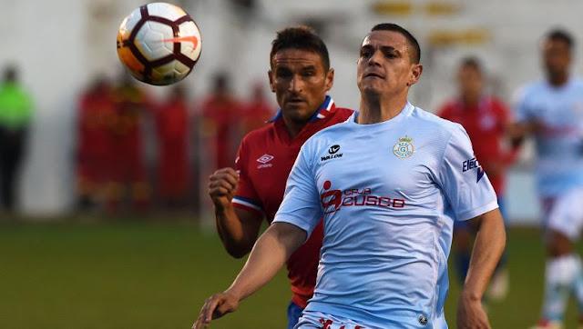 Real Garcilaso fue goleado en Uruguay