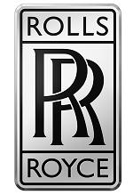 Logo Rolls-Royce marca de autos