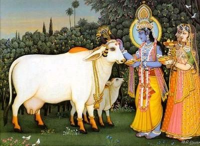 Hindu Goddess gomatha pics
