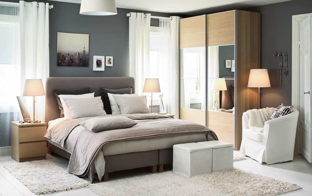 Chambre Parentale Ikea : Móveis ikea para renovar a decoração do quarto