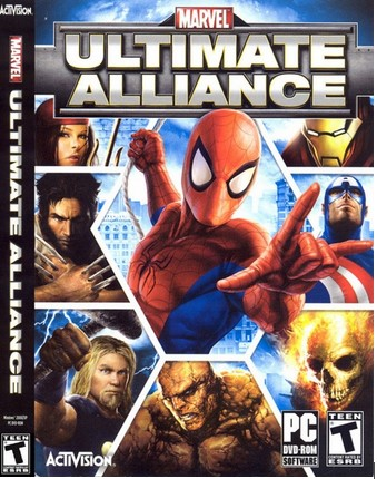 descargar Marvel Ultimate Alliance 1 para pc español