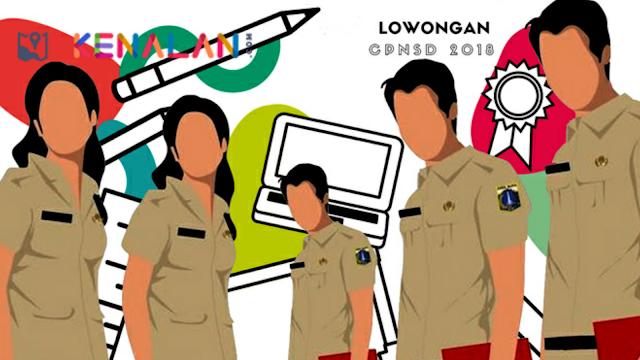 Pendaftaran CPNS 2018 Dimulai Serentak 19 September 2018, Ini Formasi Di Kabupaten Lamongan