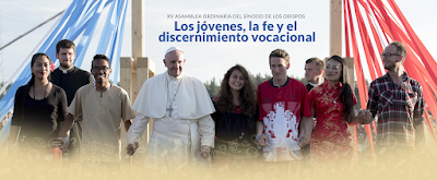 Pagina oficial del Vaticano-Sínodo de los Jóvenes